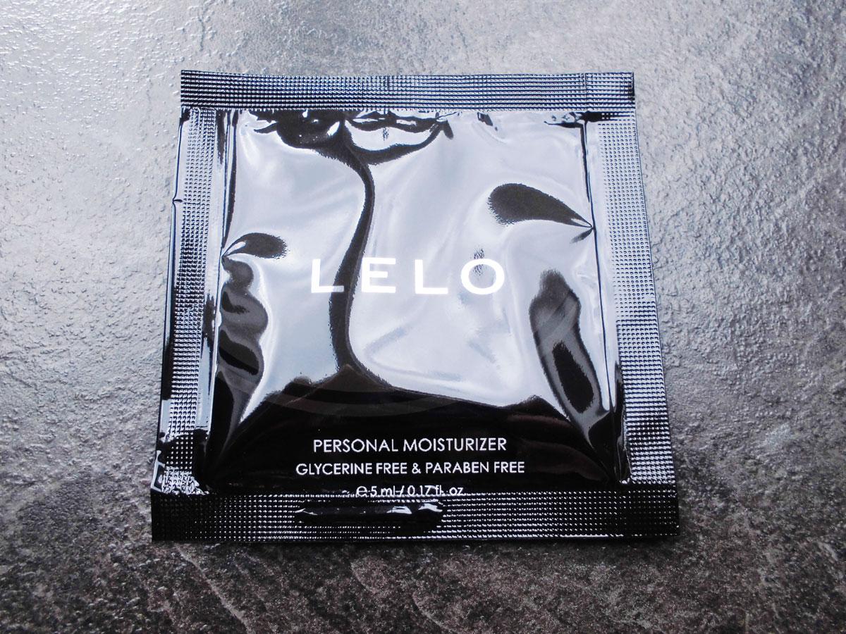 Lelo Gigi 2 Vibrator deeprose mitgeliefertes Gleitgel