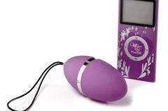Ferngesteuertes Vibro-Ei von Plaisirs Secrets im Test 72/100
