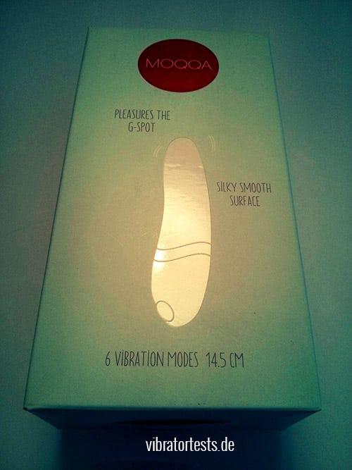 MOQQA Splash Blueberry Verpackung