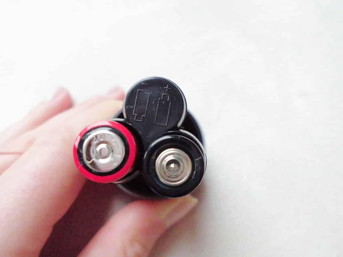 10 Speed Remote Vibrating Egg Black Big Batteriefach