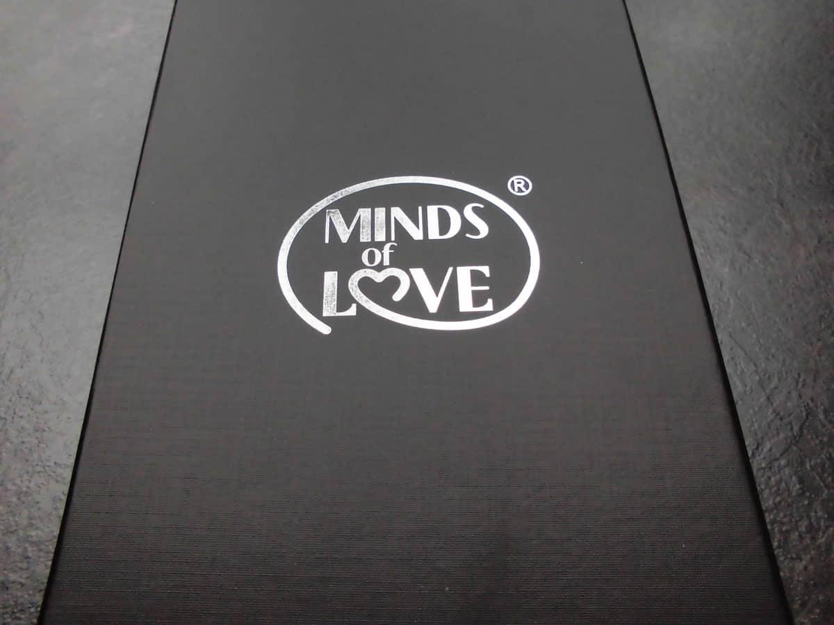 MINDS OF LOVE Effectus Dual Vibrator rose Verpackung 2