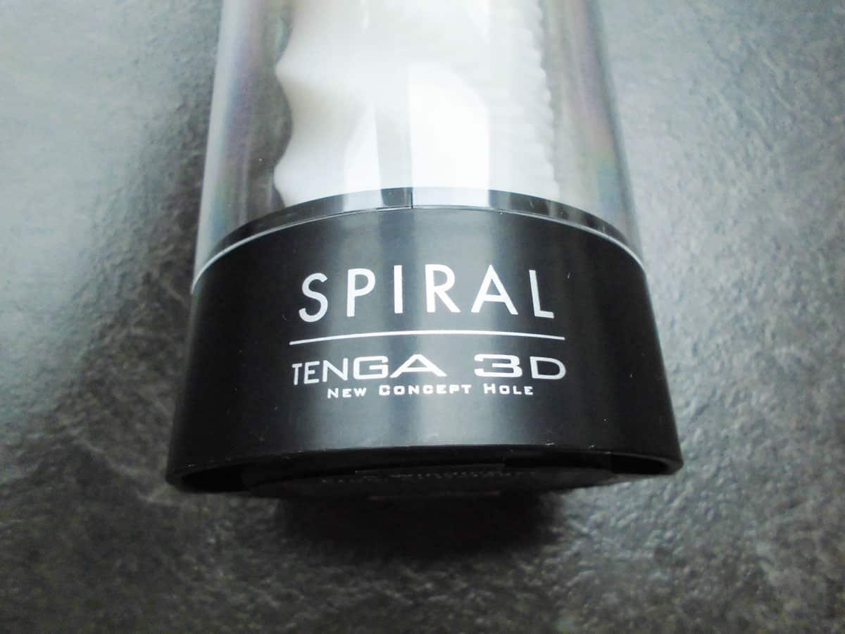 Tenga 3D Spiral Logo