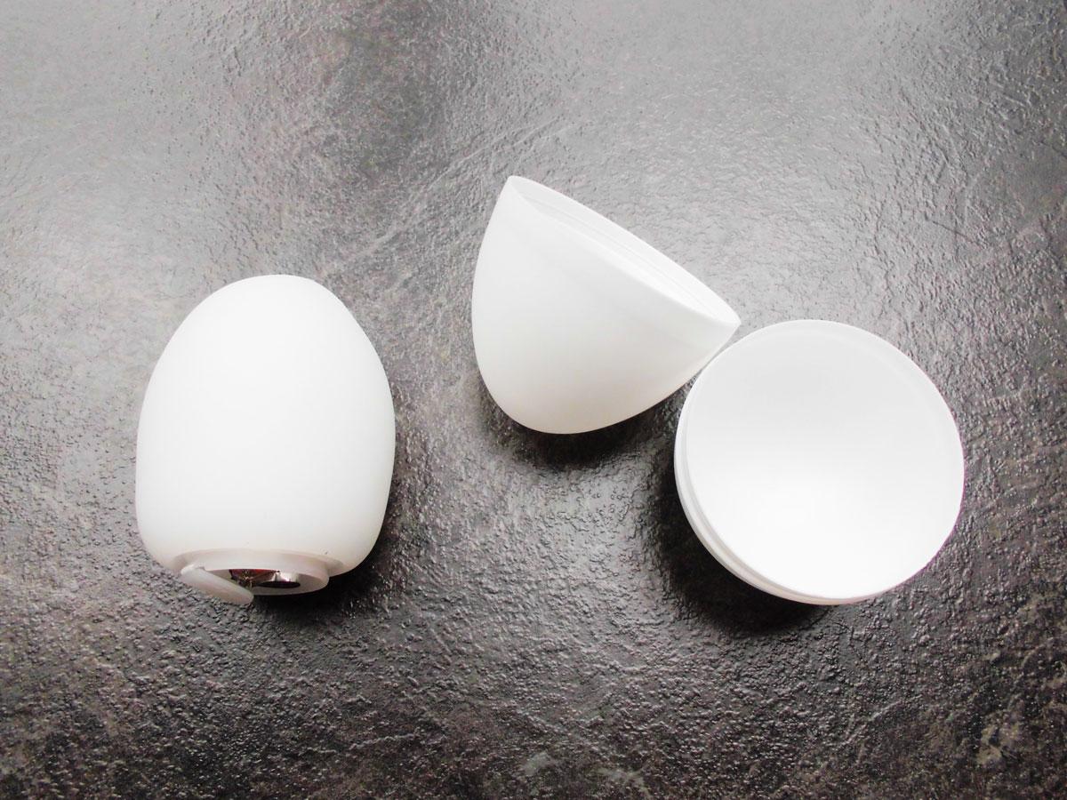 Tenga Egg offen
