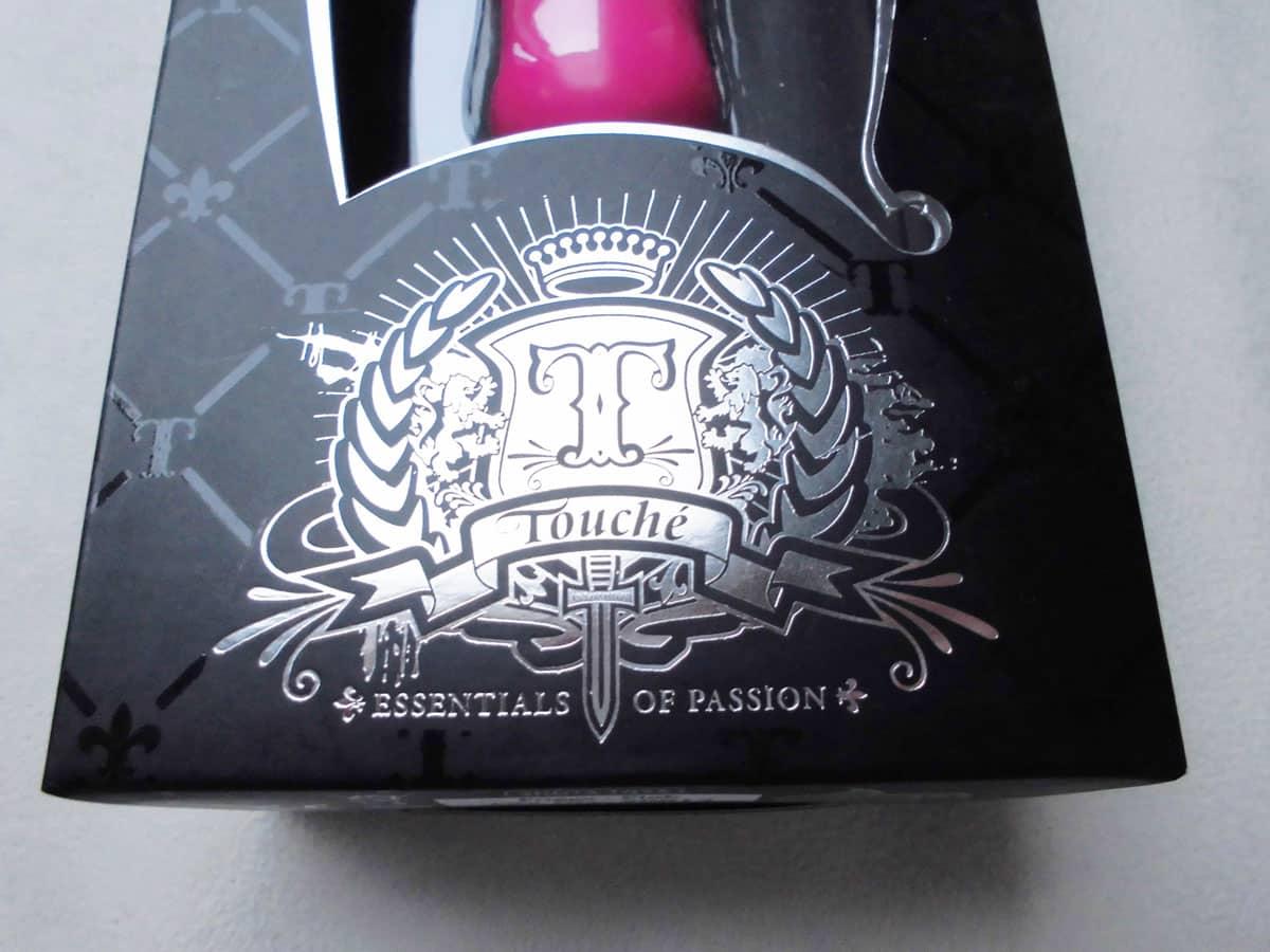 Touche Vibrator Frigga rosa Verpackung-2