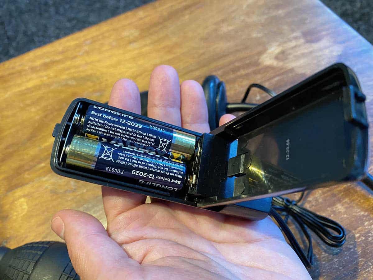 Lovehoney vibrierender Analplug zum Aufpumpen Batterien