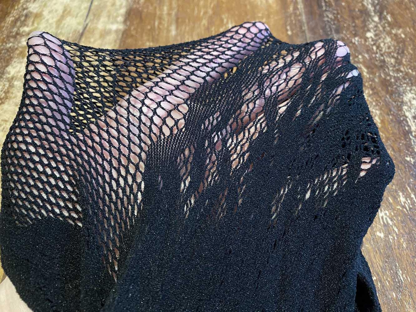 Bequem dank Stretch sind die Fifty Shades of Grey Captivate Spanking-Bodystocking aus Spitze